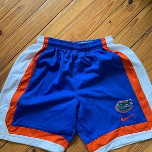 Florida Gator Basketball Shorts